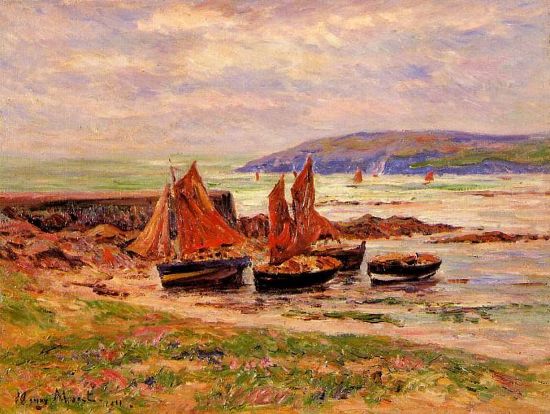 The Port at Loch 1911. Henry Moret