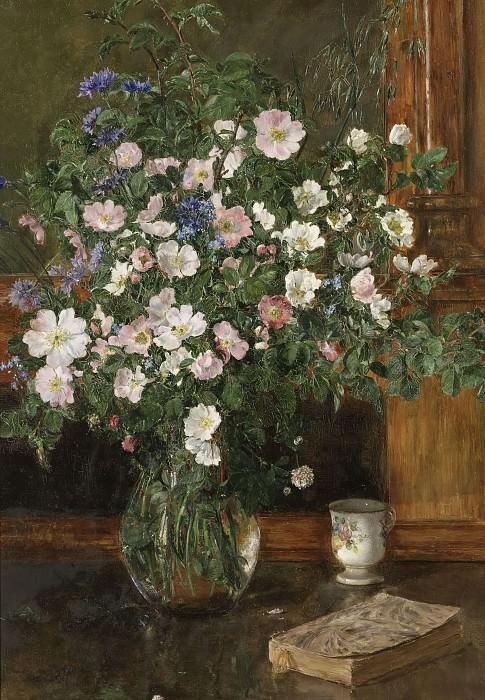 Wild Briar Roses. Anna Katarina Fredrika Munthe-Norstedt