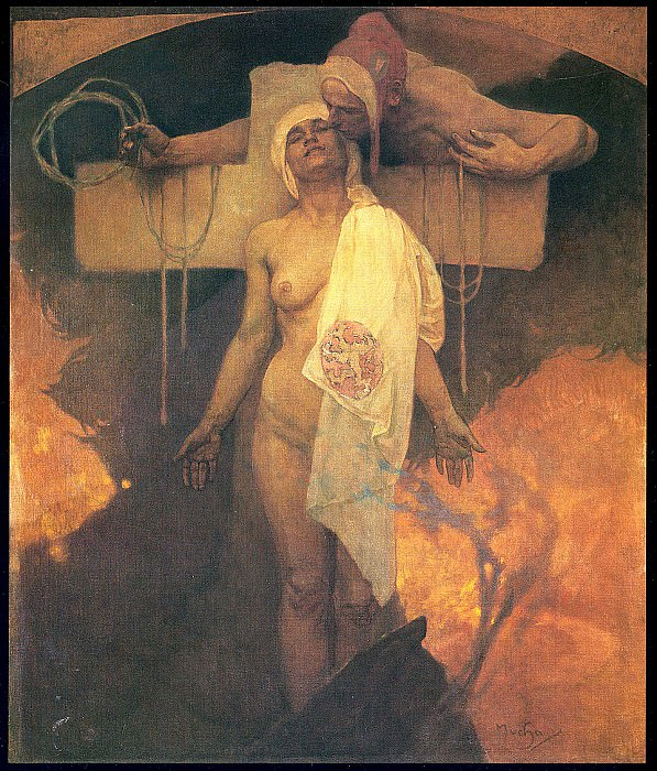 scan 092. Alphonse Maria Mucha