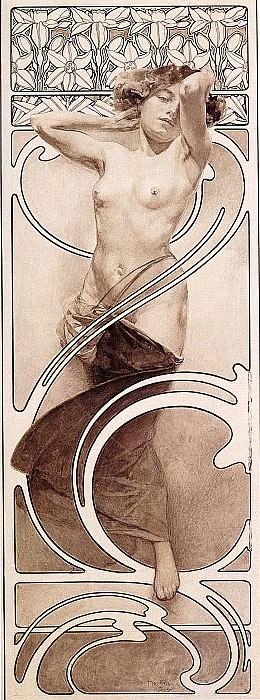 scan 155. Alphonse Maria Mucha