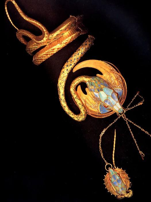 Bracelet 1899 43.5x62cm. Alphonse Maria Mucha
