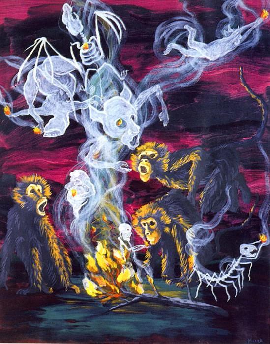 lrs-MillerMelissa-Smokey Spirits. Melissa Miller
