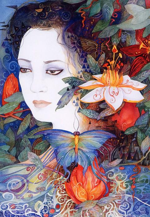 The Jewel. Helen Nelson-Reed