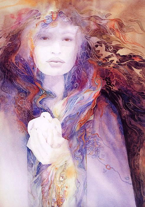 Rhiannon. Helen Nelson-Reed