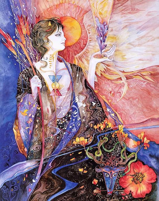 Artemis. Helen Nelson-Reed