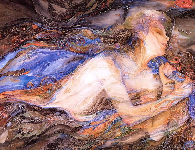 Lucid Dreamer. Helen Nelson-Reed