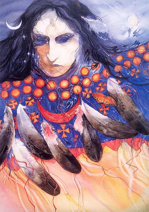 Ghost Dancer. Helen Nelson-Reed