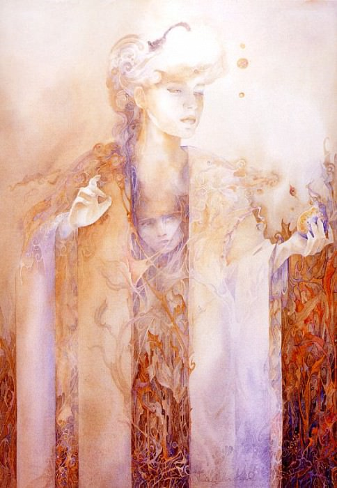 The Last Sigh of Autumn. Helen Nelson-Reed