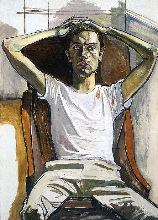 File9289. Alice Neel