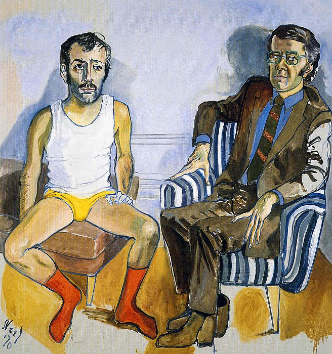 File9297. Alice Neel