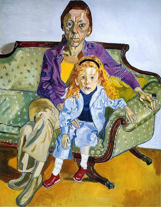 File9301. Alice Neel