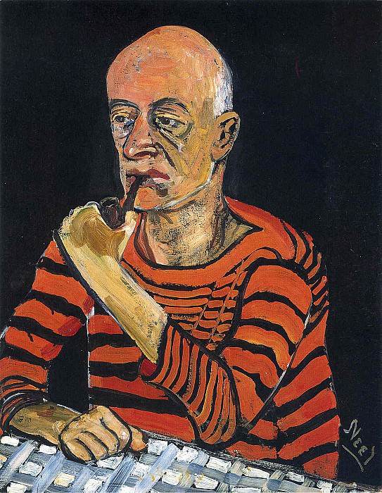 File9277. Alice Neel