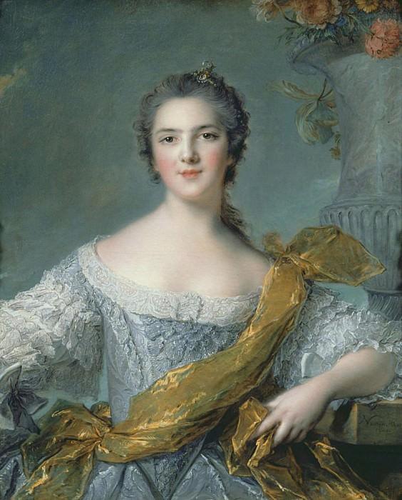 Victoire de France (1733-99) at Fontevrault. Jean Marc Nattier