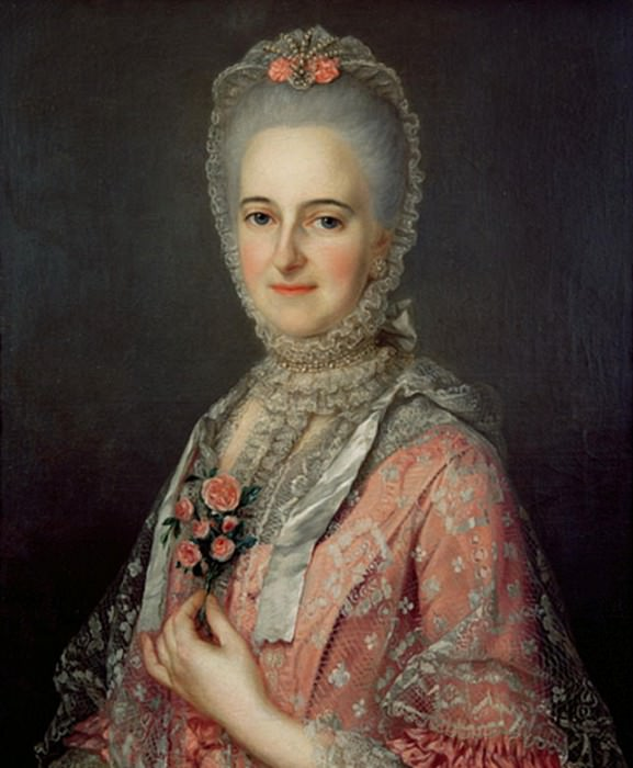 Mrs Jane Huddleston. Jean Marc Nattier