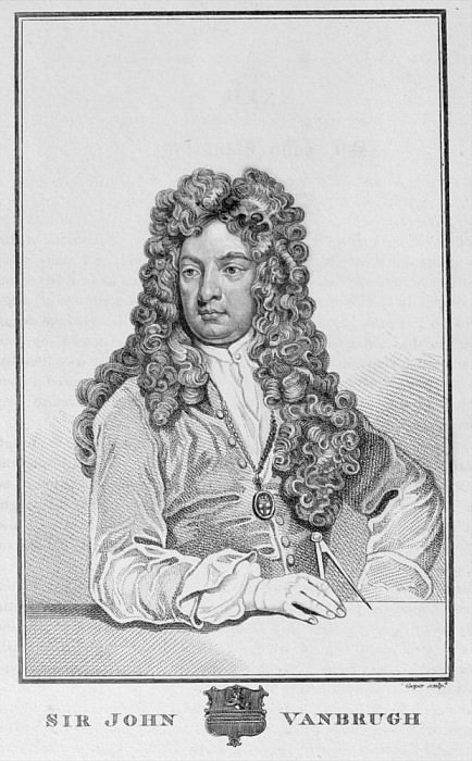 Сэр Джон Ванбраф (1664-1726). Сэр Годфри Неллер