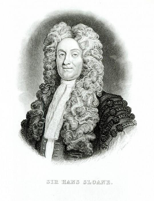Сэр Ханс Слоун (1660-1753). Сэр Годфри Неллер