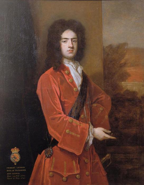Charles Lennox. Sir Godfrey Kneller