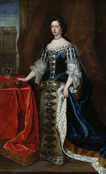 Королева Мария (1662-1694). Сэр Годфри Неллер