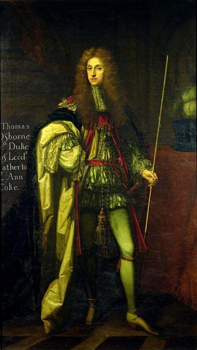 Томас Осборн, 1-й герцог Лидс (1631-1712). Сэр Годфри Неллер