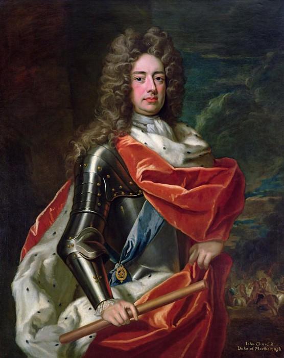 Джон Черчилль (1650-1722), 1-й герцог Мальборо. Сэр Годфри Неллер