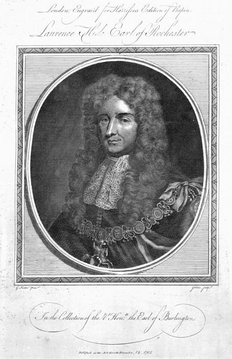 Laurence Хайд, 1-й граф Рочестера. Сэр Годфри Неллер