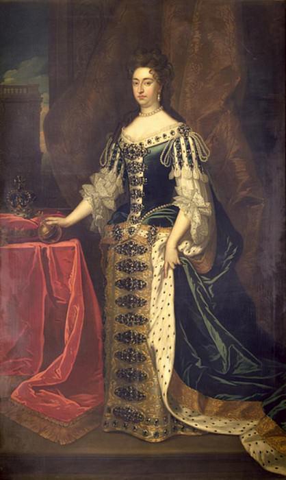 Королева Мария II. Сэр Годфри Неллер