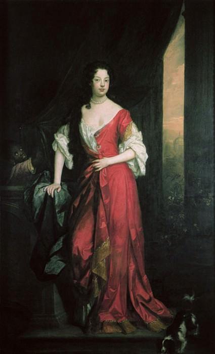 Луиза де Керуаль (1649-1734). Сэр Годфри Неллер