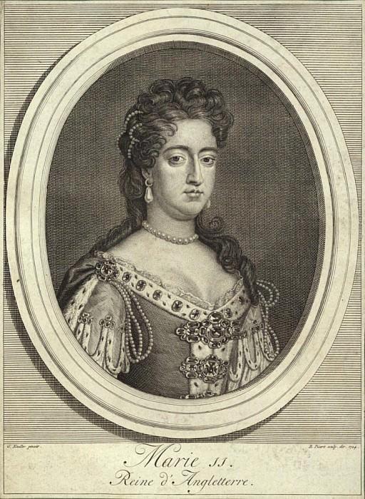 Мария II, Королева Англии, Шотландии и Ирландии. Сэр Годфри Неллер