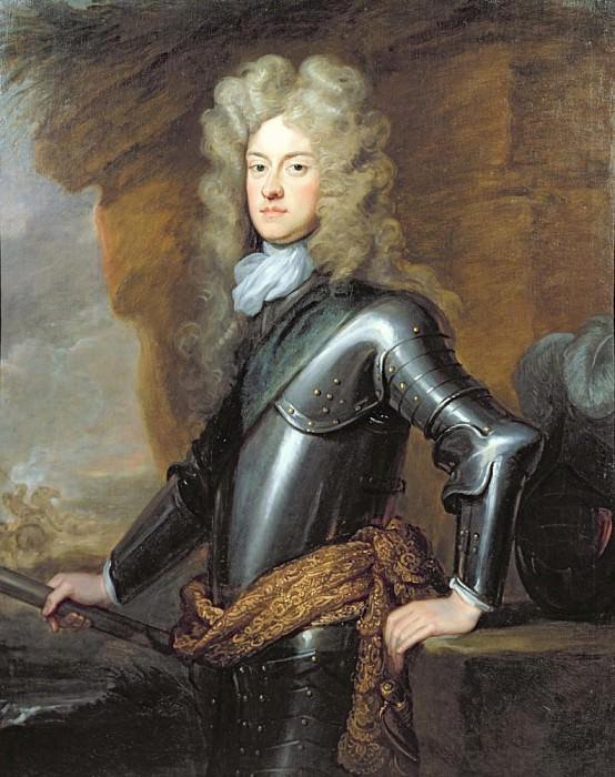 Джеймс Батлер (1665-1745) 2-й герцог Ормонда. Сэр Годфри Неллер