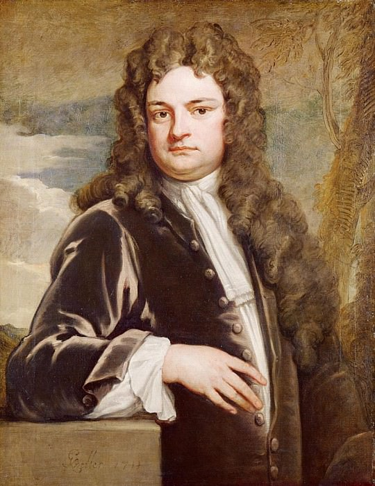 Сэр Ричард Стил (1672-1729). Сэр Годфри Неллер