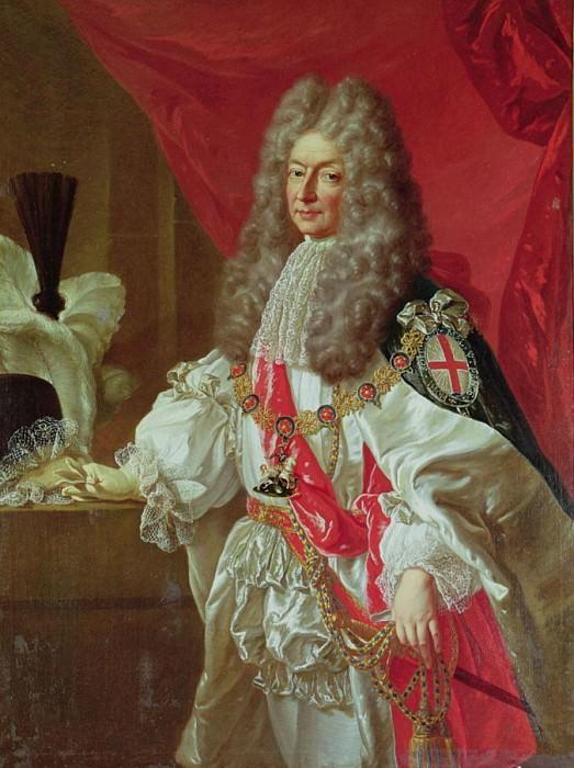 Антуан-Номпер де Комон (1633-1723) Герцог Лоузуна. Сэр Годфри Неллер