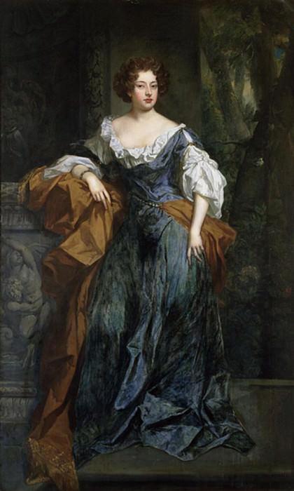 Louise de Keroualle (1649-1734). Sir Godfrey Kneller