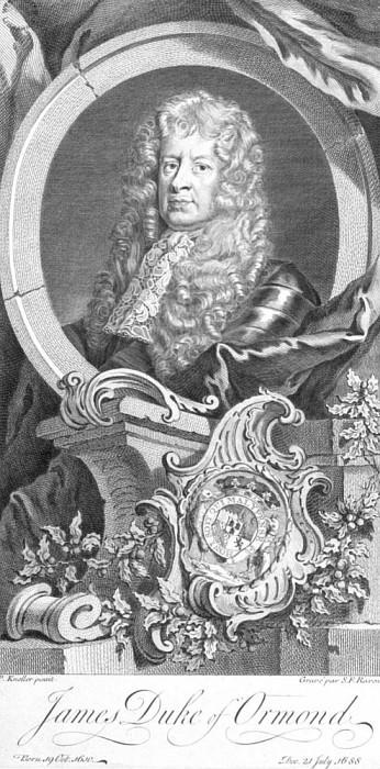 Джеймс Батлер, 1-й герцог Ормонда (1610-1688). Сэр Годфри Неллер