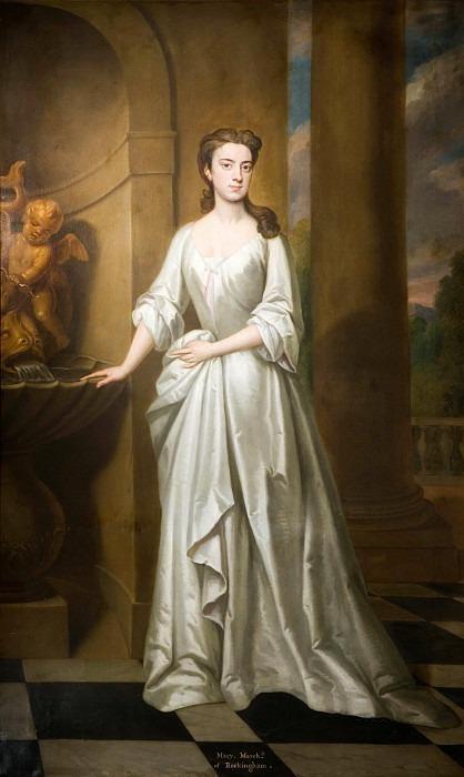 Портрет Марии, маркизы Рокингемской. Сэр Годфри Неллер