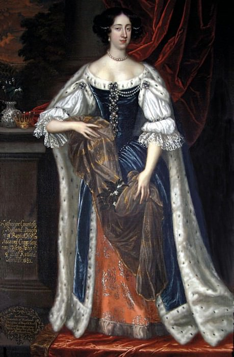 Catherine Noel, Countess of Rutland