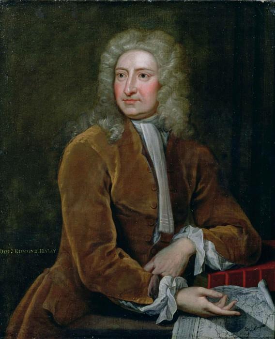 Эдмонд Хэлли (1656-1742). Сэр Годфри Неллер