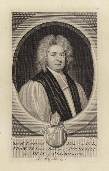 Френсис Лорд, епископ Рочестерский. Сэр Годфри Неллер