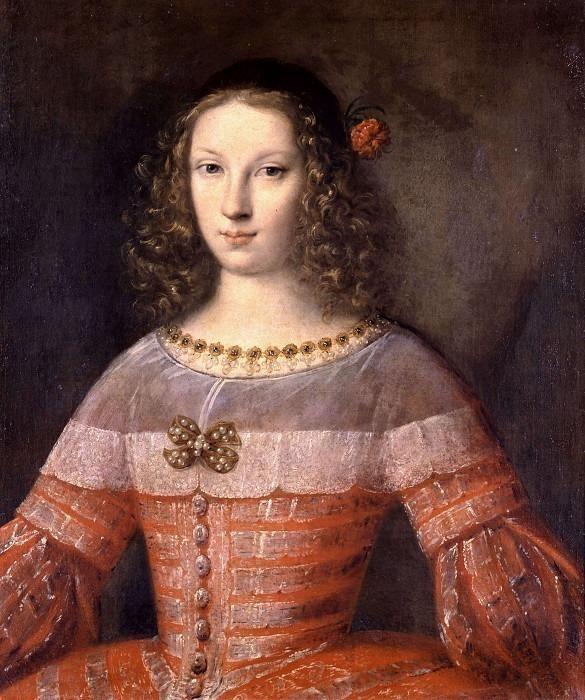 Портрет молодой леди. Карло Франческо Нуволоне