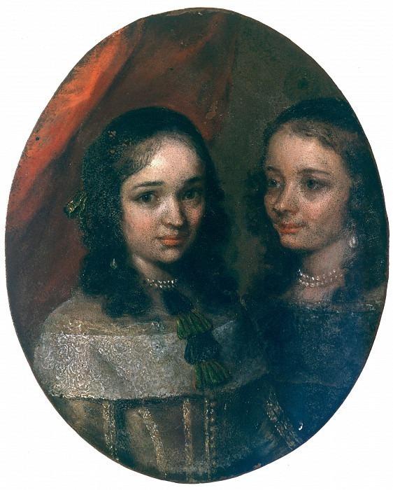 Две дамы. Карло Франческо Нуволоне
