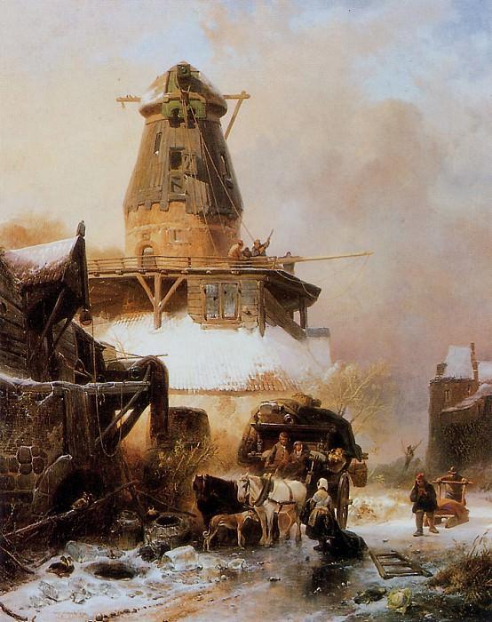 The old Mill. Wijnandus Nuyen