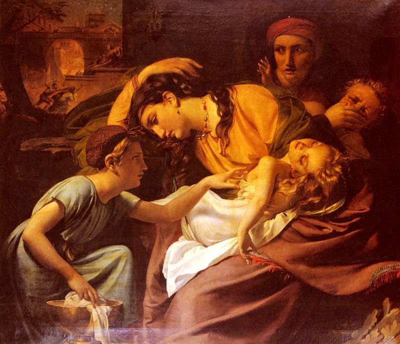Le Massacre Des Innocents. Francois Joseph Navez