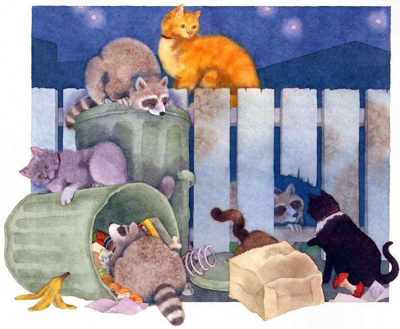 Naylor, Kathryn - Cat Park 09. Kathryn Naylor