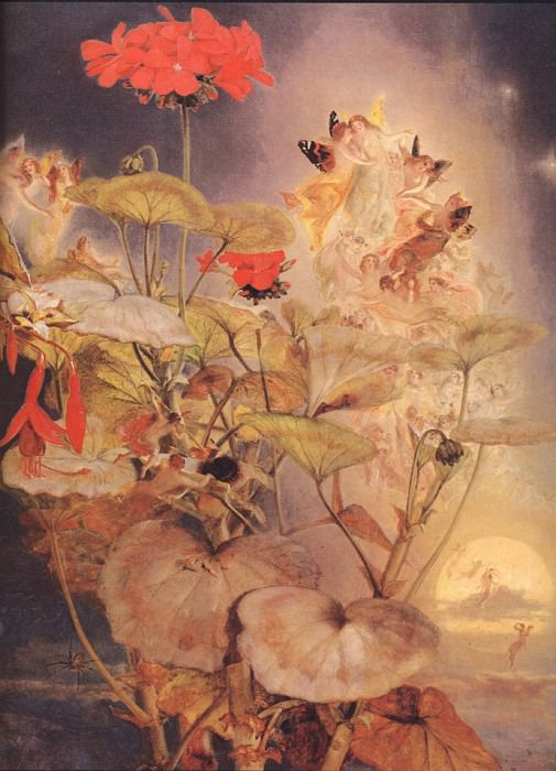 bs-ew-Fairies. John George Naish (John G. Naish)