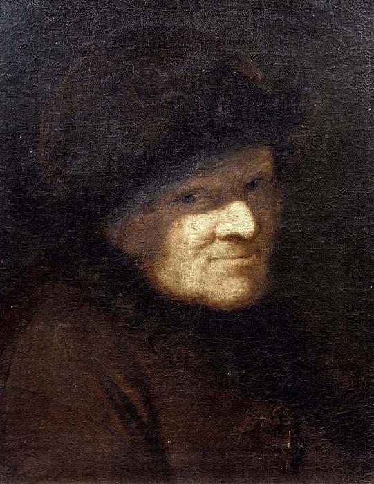 Портрет мужчины. Бартоломео Назари