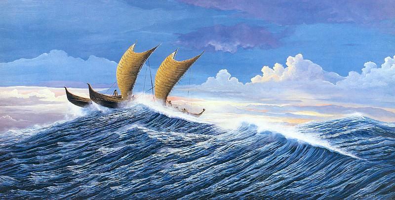 Perilous Voyage. Robert Lyn Nelson