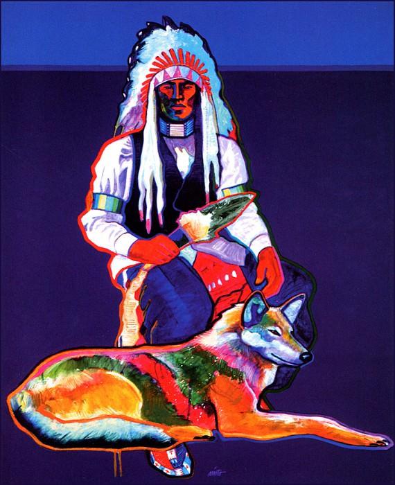 Peace And Loyalty. John Santana Nieto