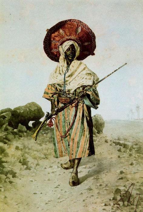#21575. Los Orientalistas