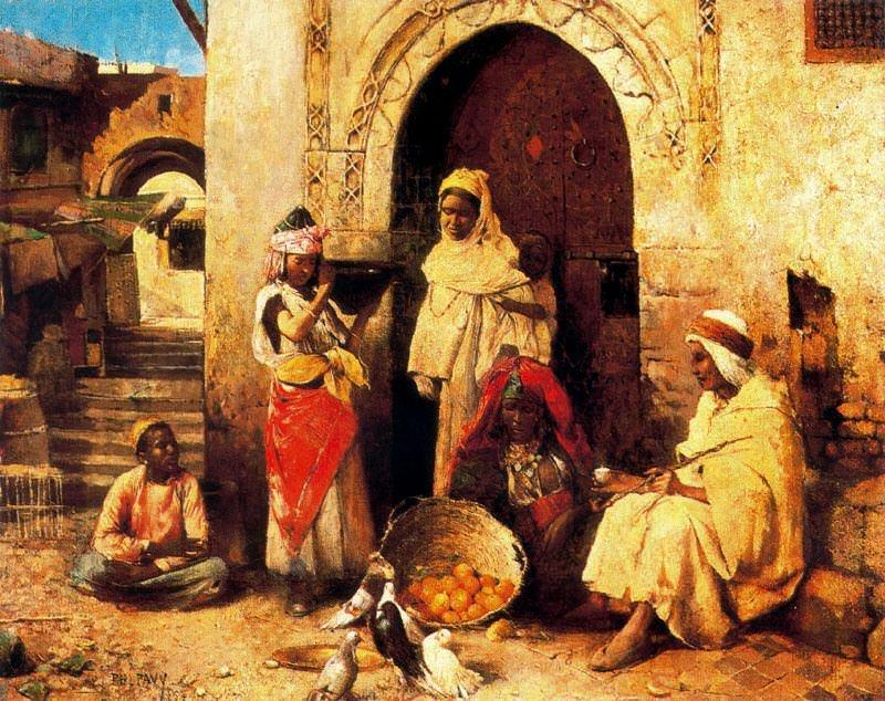 #21592. Los Orientalistas