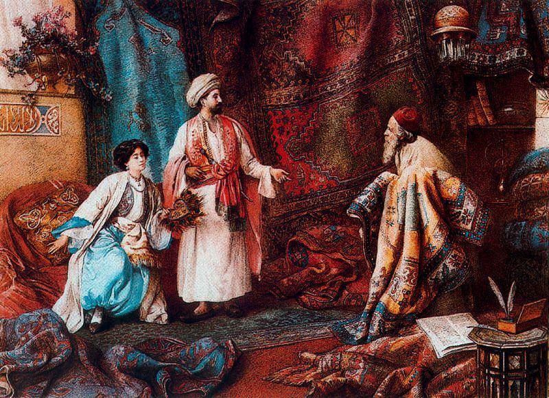 #21532. Los Orientalistas