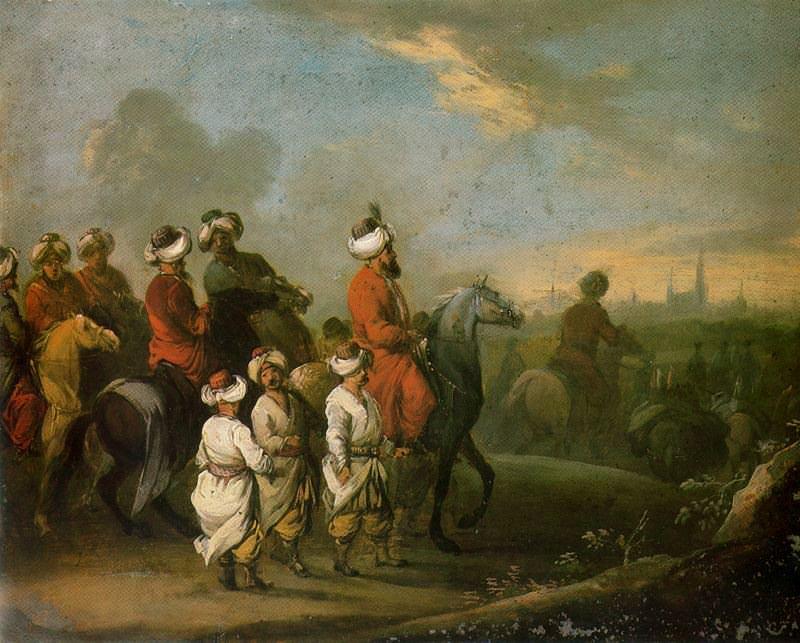 #21517. Los Orientalistas